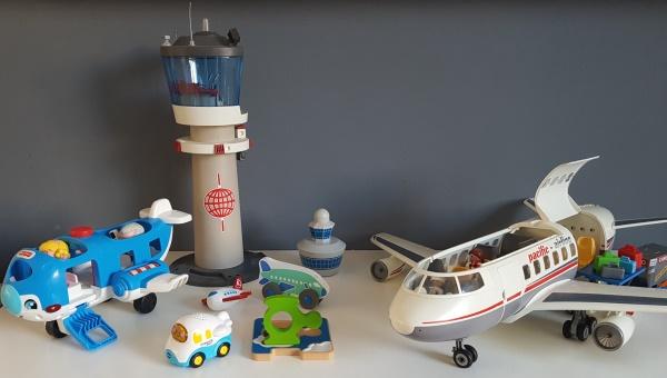 vliegtuig speelgoed
