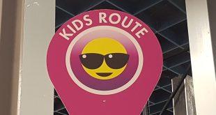 Vakantiebeurs kidsroute