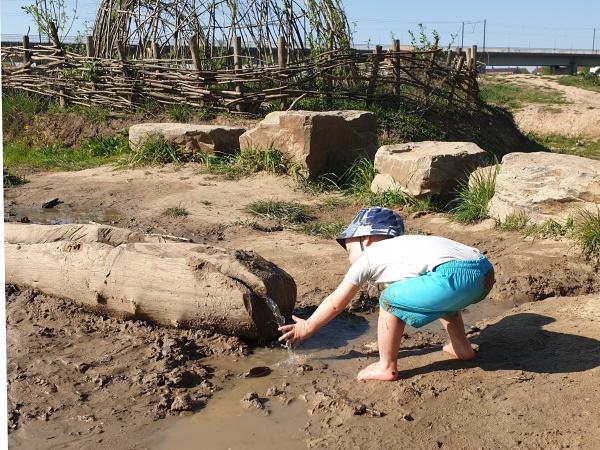 Woeste Willem natuurspeelplaats