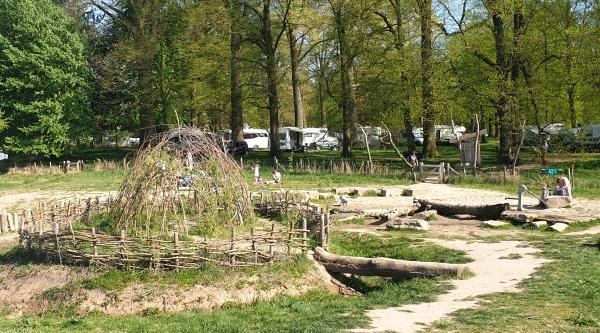 Woeste Willem natuurspeeltuin