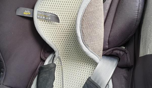 AeroMoov inleg autostoel