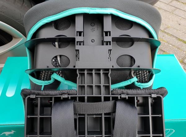 Urban Kanga Uptown autostoel