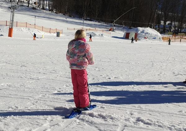 sneeuwstep Decathlon