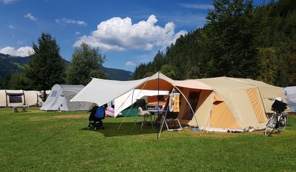 Camping Grubhof Tirol