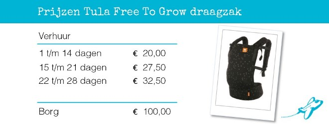 Tula Free-to-Grow huren