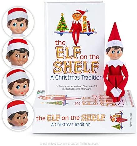 Elf on the shelf varianten