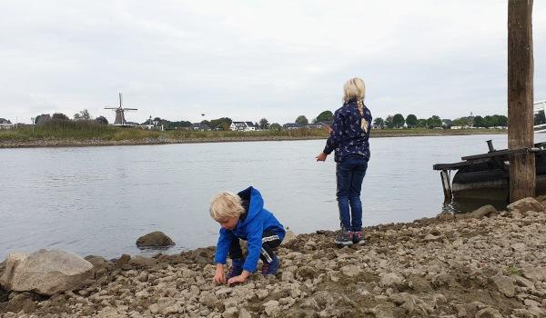 Wandelen met kinderen IJssel