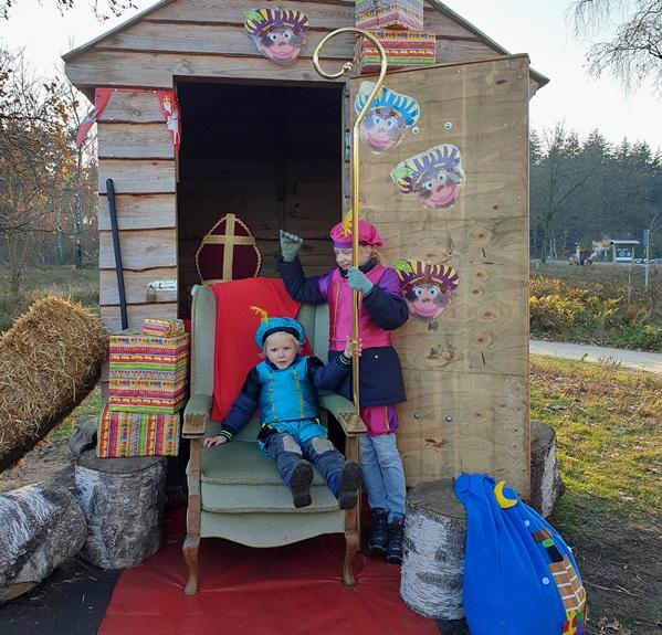 Sinterklaashuis Holterberg