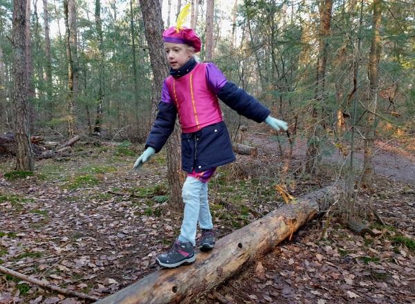 Wandelen met kinderen Holterberg