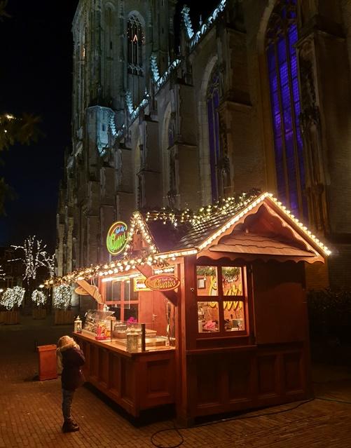Lichtjeswandeling Deventer