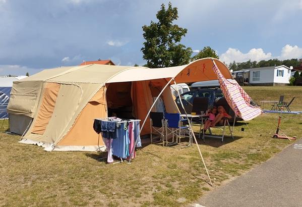 kampeerplaatsen camping Orsingen