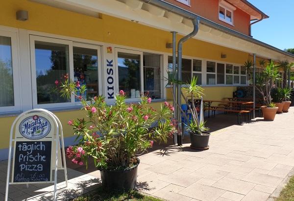 kiosk camping Orsingen