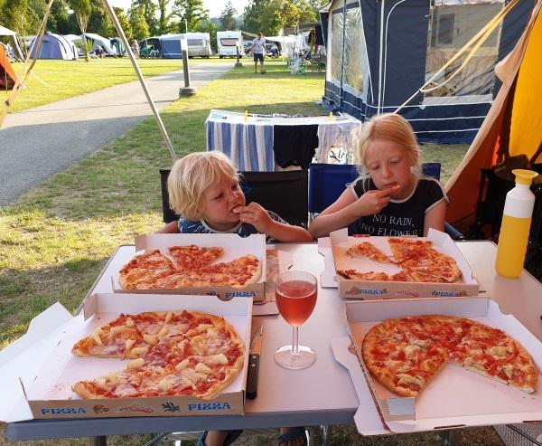 pizzeria camping Orsingen