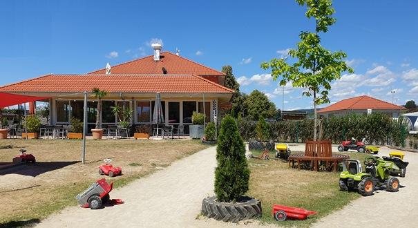 restaurant camping Orsingen