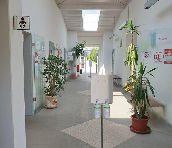 sanitairgebouw camping Orsingen