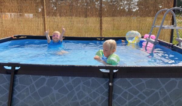 opzetzwembad kinderen