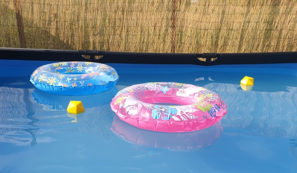 sterspons zwembad