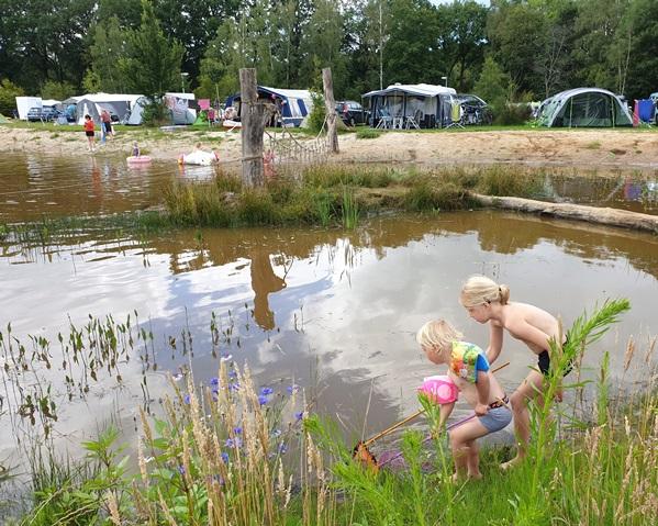 kamperen meivakantie Nederland