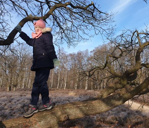 wandelschoenen kind winter