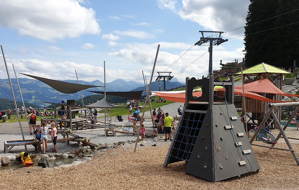 Ellmis Zauberwelt speeltuin restaurant