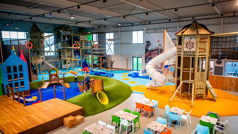 Indoorspeeltuin Landal Esonstad